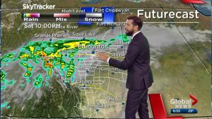 Edmonton Weather Forecast: Aug. 10
